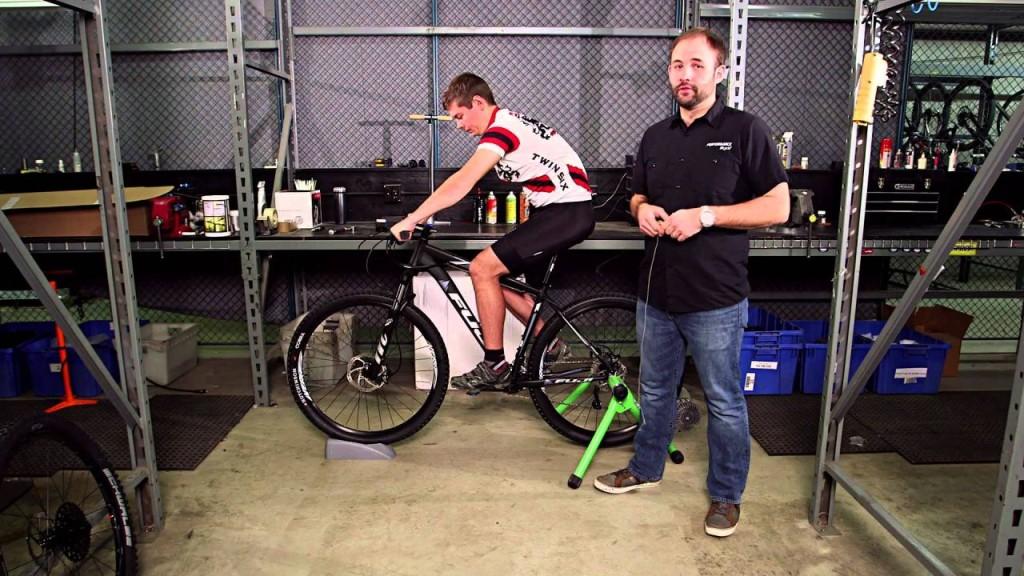 Bike fitting (również taki domowy) pozwala maksymalnie wykorzystać możliwości sprzętu