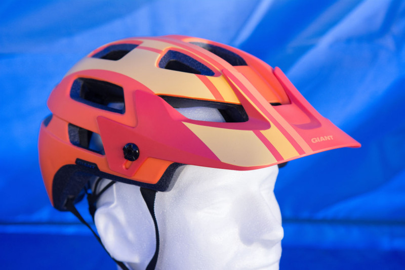 Kask Giant enduro Sea Otter Classic 2015