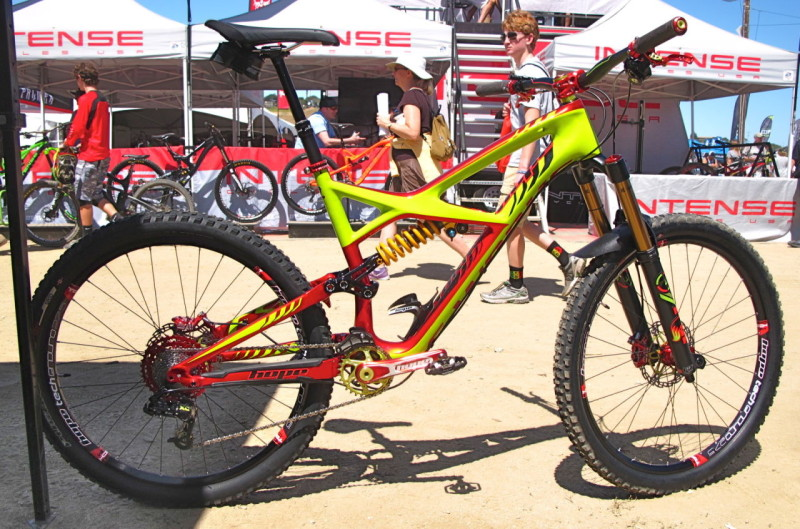 Specialized Enduro Hope Sea Otter Classic 2015
