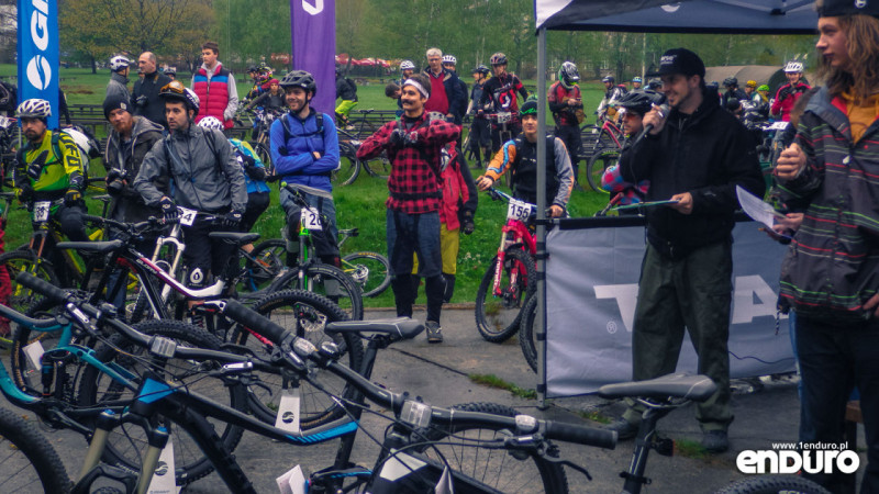 Start Enduro Trails Bielsko 2015