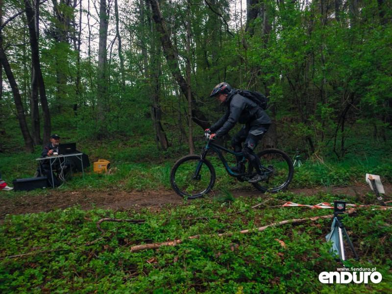 Enduro Trails Bielsko 2015 pomiar czasu