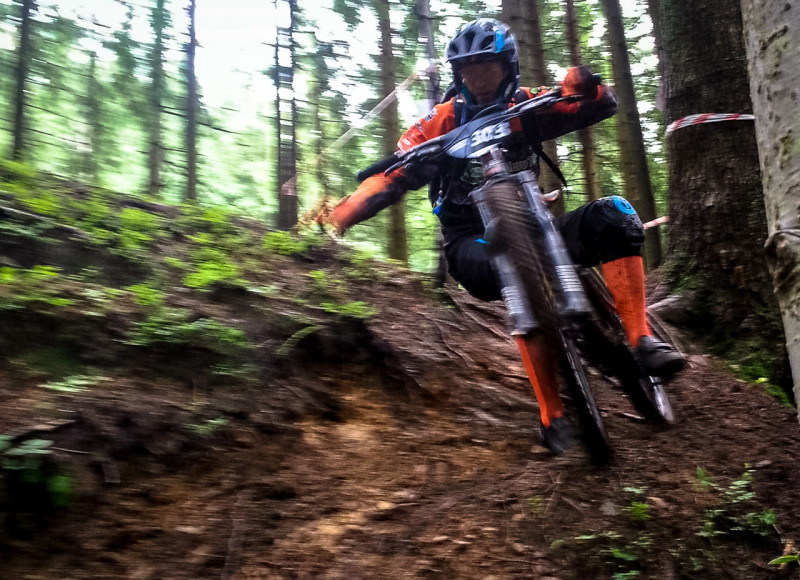 Joy Ride Enduro Zakopane błoto