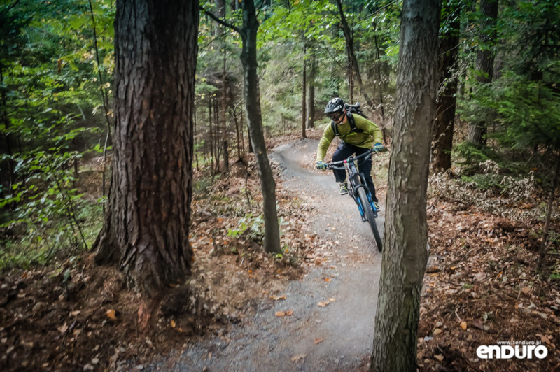 Ścieżki Enduro Trails Bielsko - Stefanka