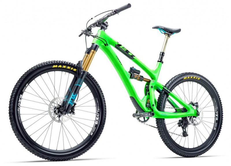 Yeti SB6C - ile skoku do enduro?