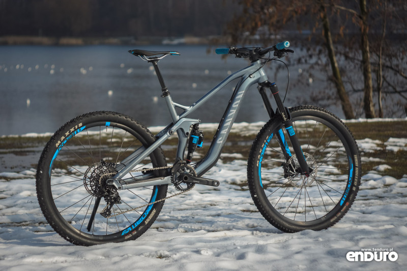 Canyon Strive Al 6.0 Race - test - prawa 1