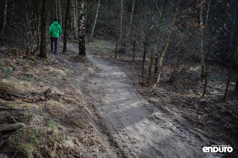 Suliwoods - trasy rowerowe Ślęża - singletrack