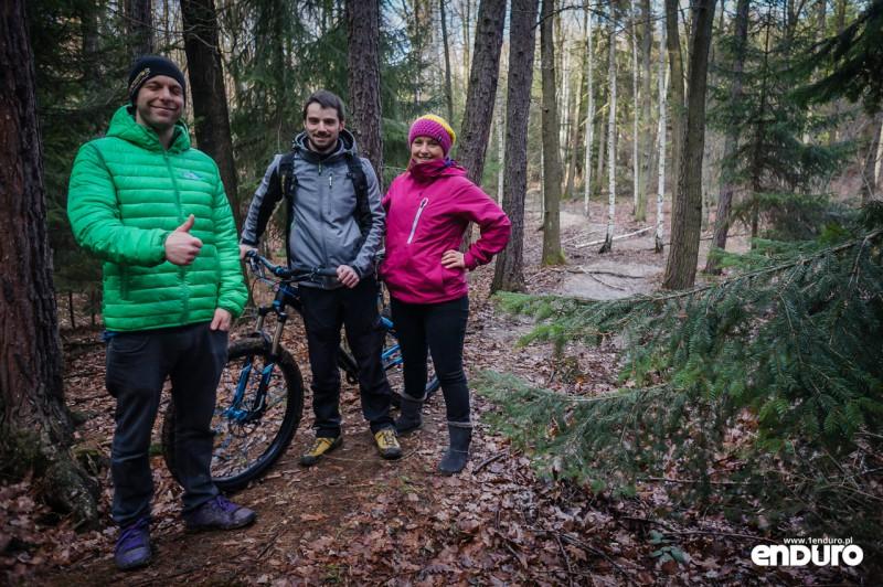 Suliwoods - trasy rowerowe Ślęża - Piotr i Sylwia Szwedowski