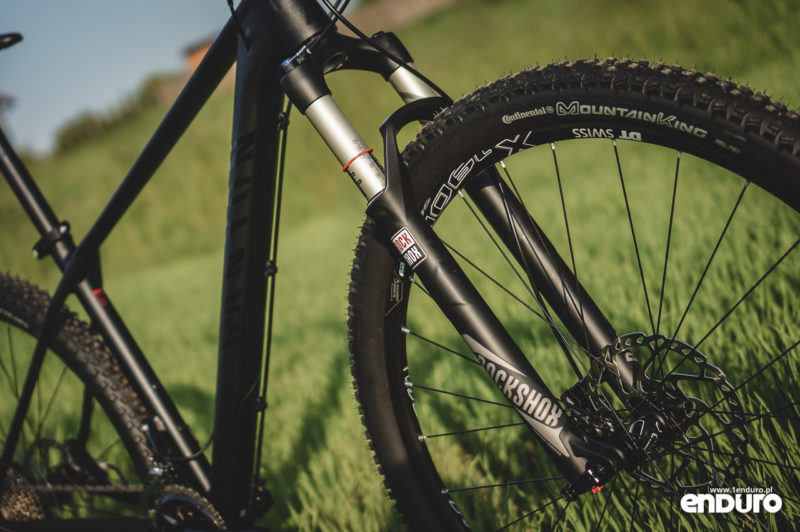 Canyon Grand Canyon AL SLX 7.9 - Rock Shox Reba RL 110 mm