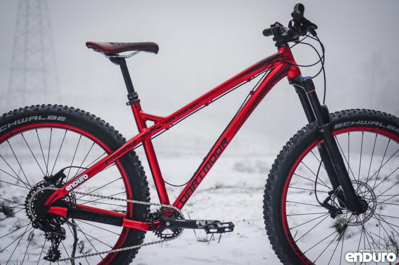 Dartmoor Primal Pro 27.5+ Plus Red Devil