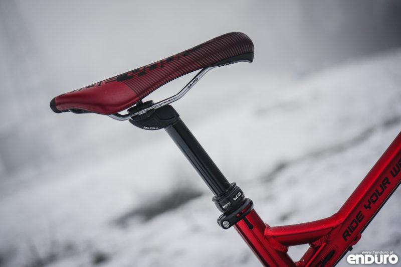 Dartmoor Primal Plus Pro - KS e-TEN R Integra 125 mm