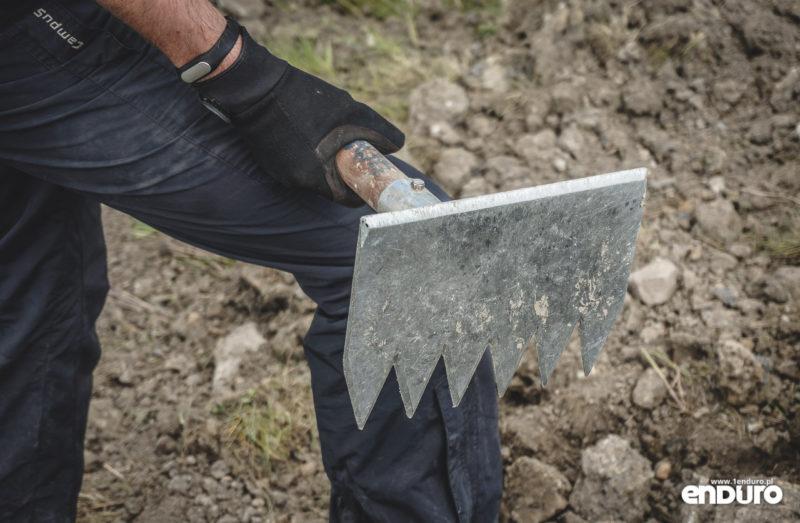 Hasiok Zabrze single - Buduj z POMBA - McLeod narzędzie
