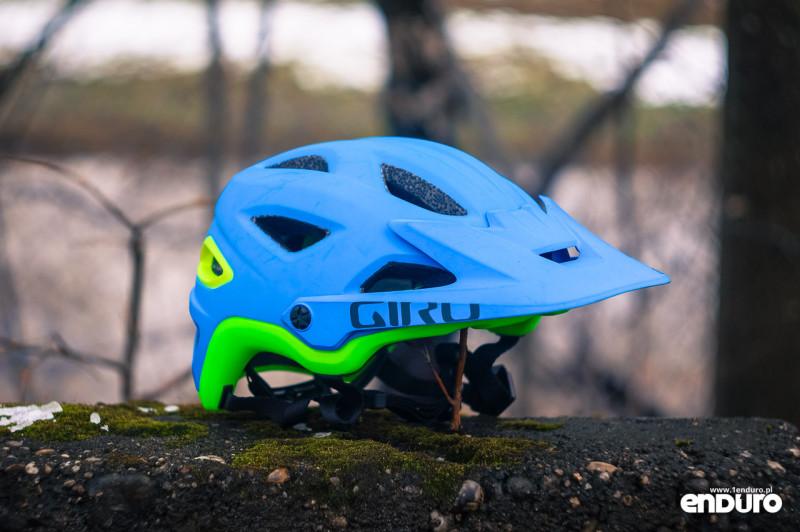 Kask enduro: Giro Montaro MIPS z otwartą szczęką