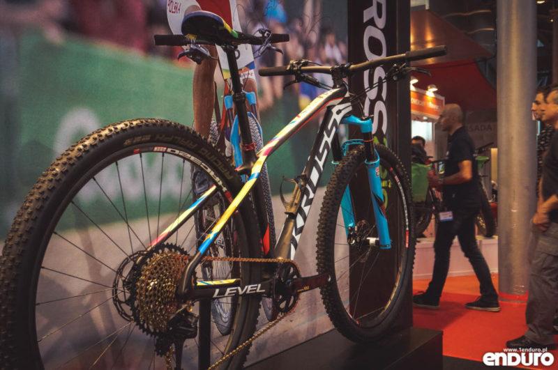 Kross Level B+ Maja Włoszowska Rio - Kielce Bike Expo