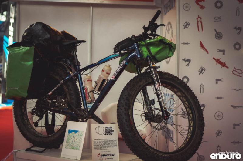Fatbike Polska Prosto Rowerem 2016 - Kielce Bike Expo