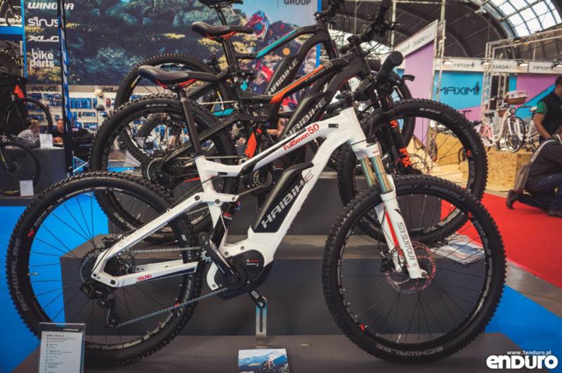 Haibike Xduro - Kielce Bike Expo