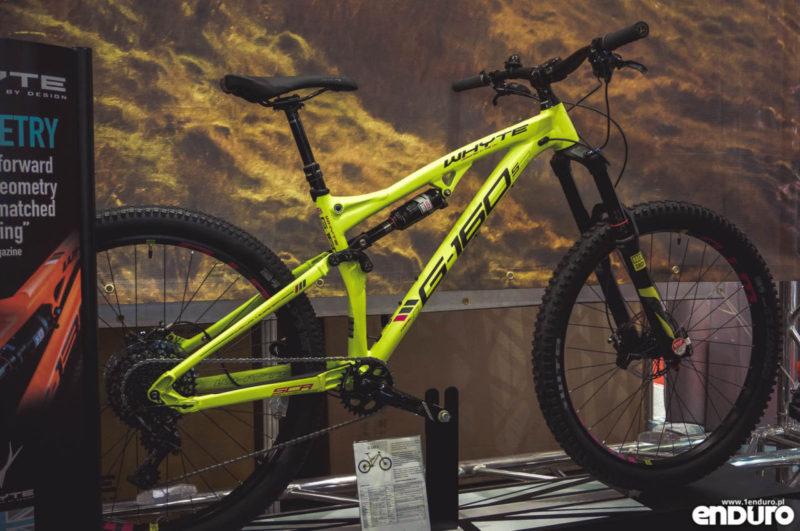 Whyte G-160 S 2017 - Kielce Bike Expo