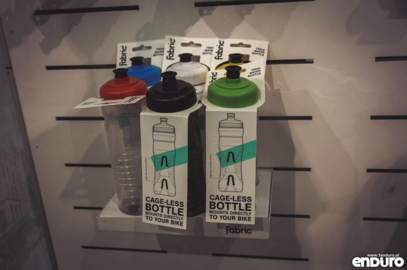 Fabric Cageless bottle - Kielce Bike Expo