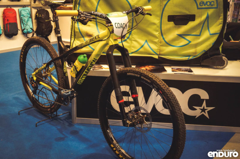 Commencal Meta HT Arek Perin - Kielce Bike Expo