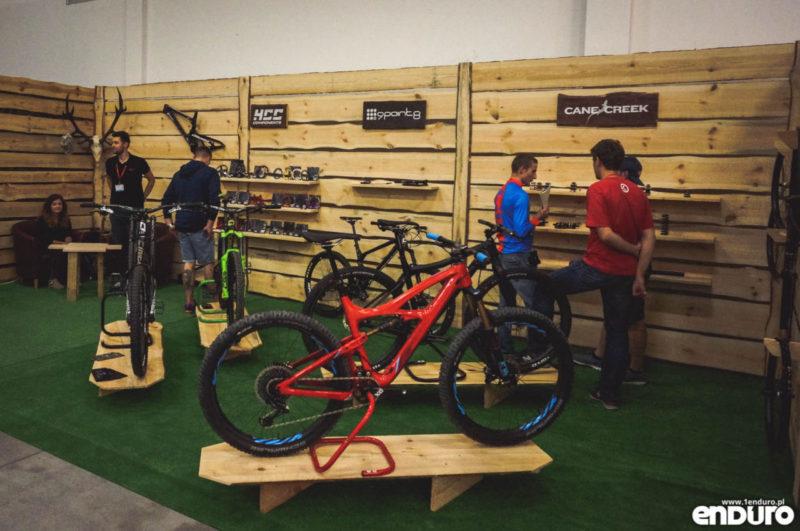 HCC, Beastie Bikes, Ibis, Cane Creek - Kielce Bike Expo