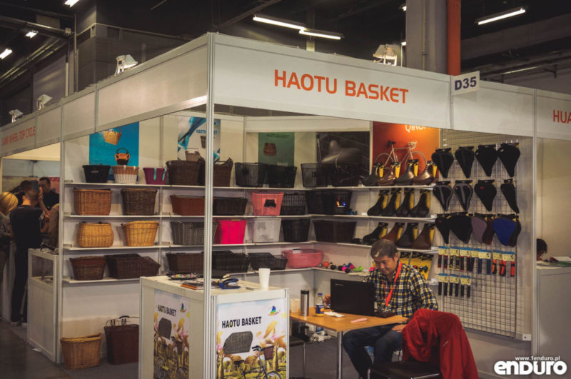 Haotu basket - Kielce Bike Expo