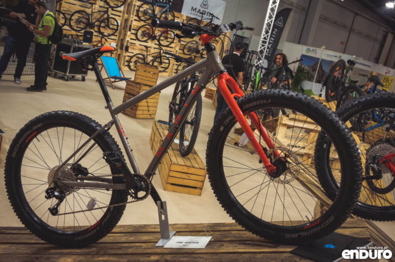 Marin Pine Mountain 2017 - Kielce Bike Expo