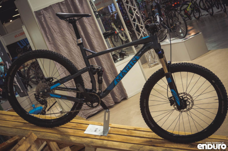 Marin Hawk Hill 2017 - Kielce Bike Expo