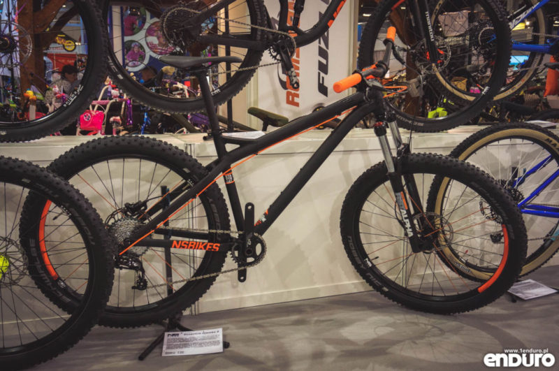 NS Bikes Djambo 2 - Kielce Bike Expo