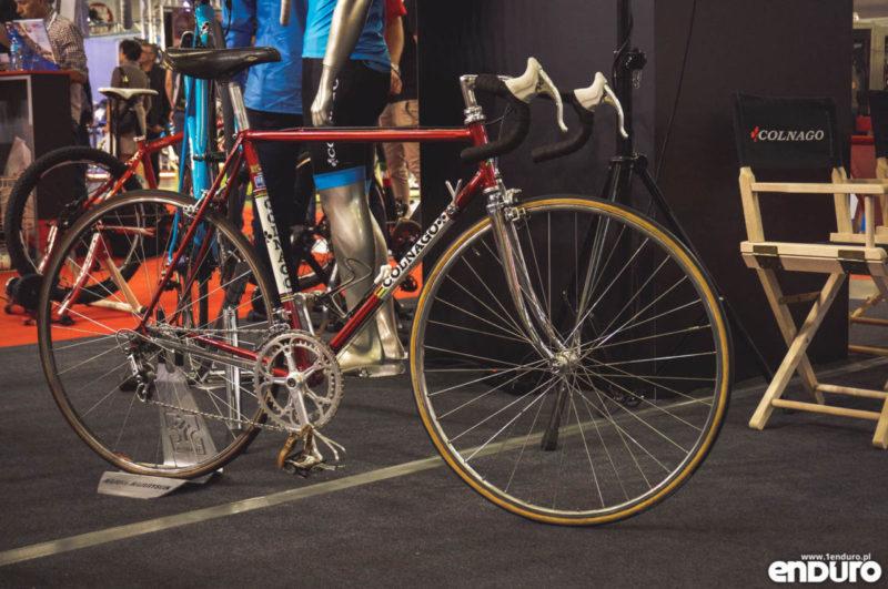 Colnago vintage - Kielce Bike Expo