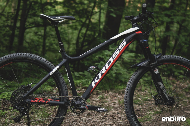 Test Kross Dust 3.0 -