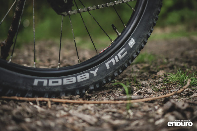Test Kross Dust 3.0 - Schwalbe Nobby Nic Performance