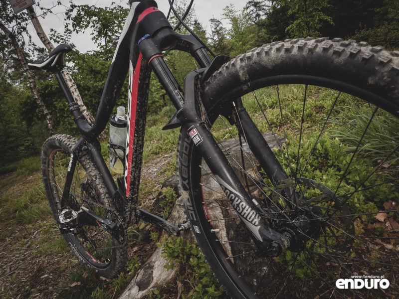 Test Kross Dust 3.0 - Rock Shox Revelation