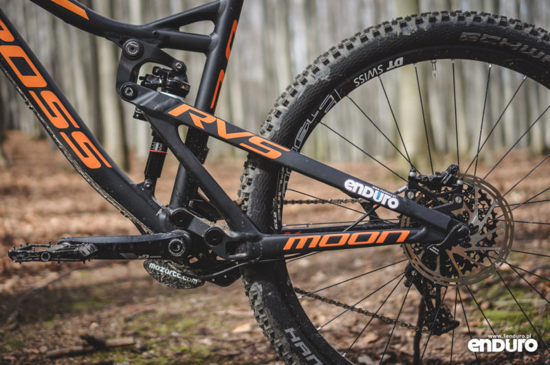 Test Kross Moon 2.0 2016 - wahacz RVS