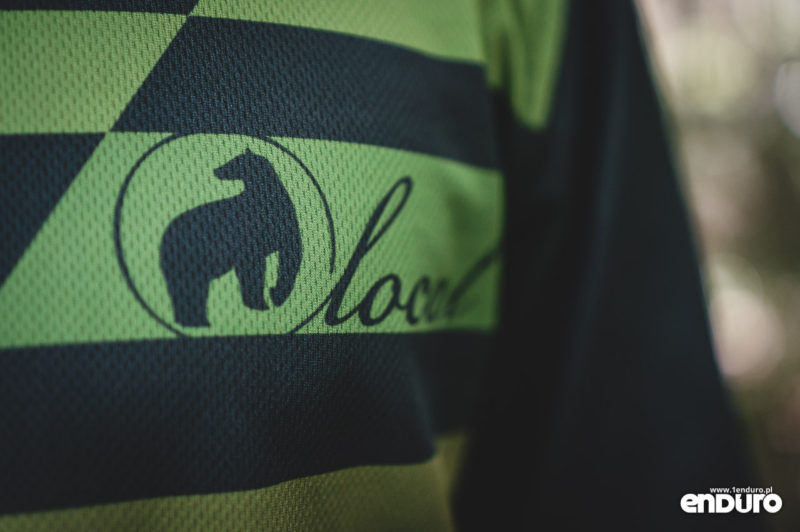 Local Outerwear jersey Glory logo