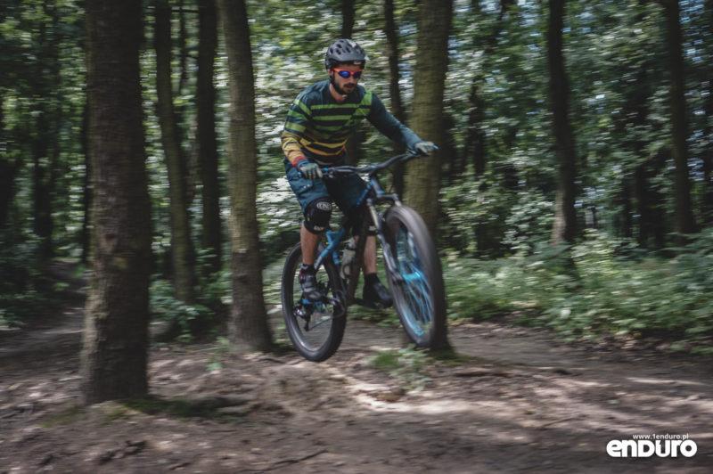 NS Bikes Eccentric Djambo - skok hopka
