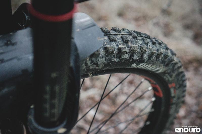 Przygotowanie roweru do zimy - Maxxis Shorty