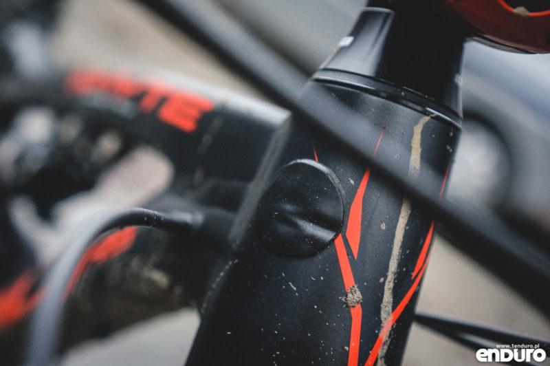 Przygotowanie roweru do zimy - ochrona ramy