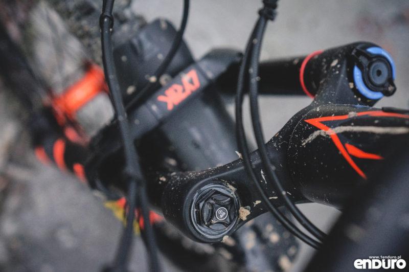 Przygotowanie roweru do zimy - zawieszenie