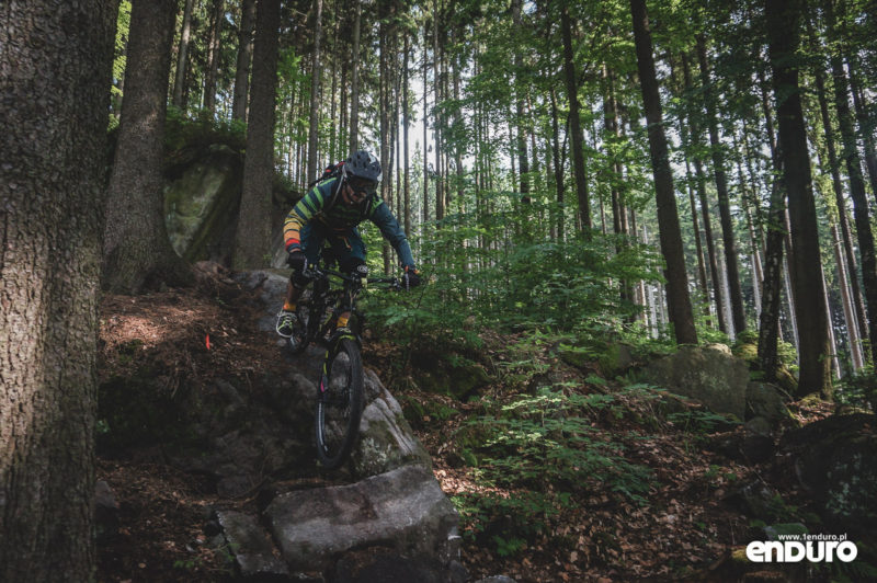 Trutnov Trails - Trail pod Jeskynkou - ścianka