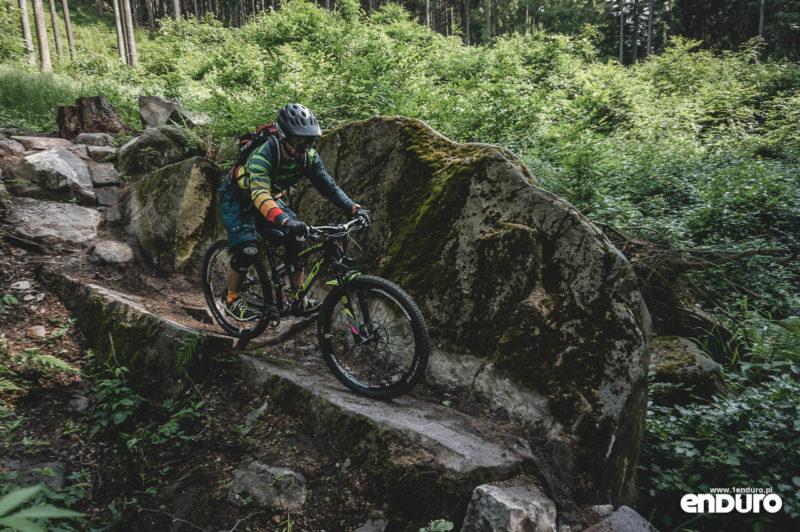 Trutnov Trails - Trail pod Jeskynkou - skały
