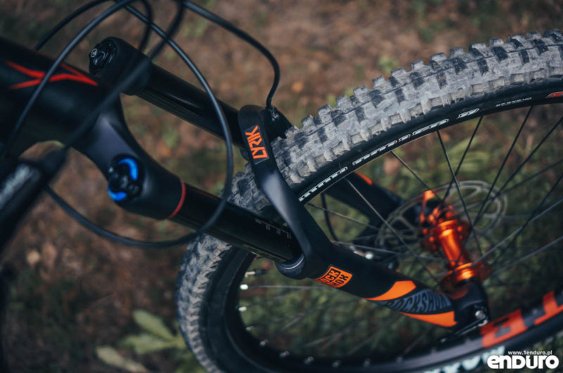 Whyte G-160 RS 2017 - Rock Shox Lyrik RC