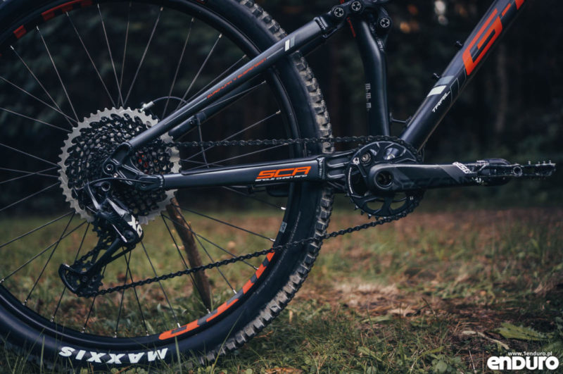 Whyte G-160 RS 2017 - SRAM X01 Eagle