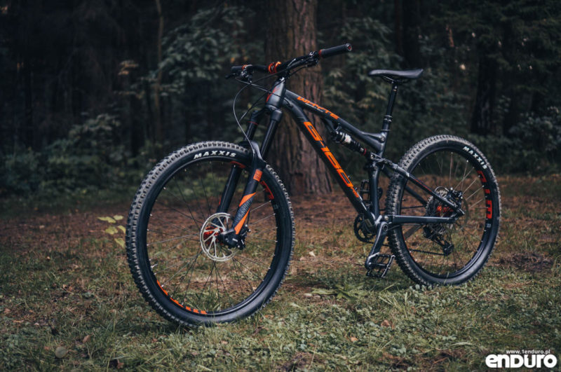 Whyte G-160 RS 2017 - lewa