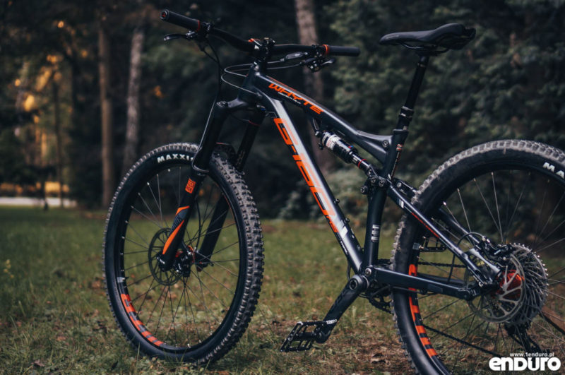 Whyte G-160 RS 2017 - tył