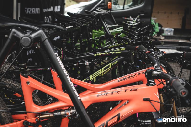 Whyte rowery testowe