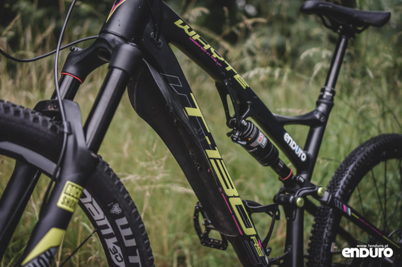Whyte T-130 RS - Crud Catcher
