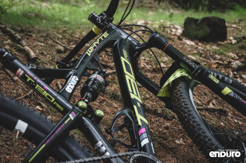 Whyte T-130 RS test
