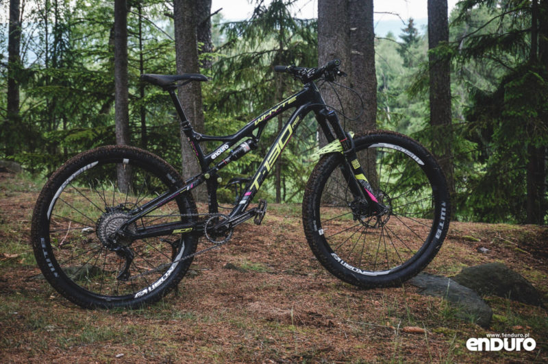 Whyte T-130 RS test 2016