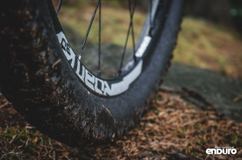 Whyte T-130 RS test - SRAM Roam 30