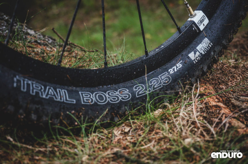 Whyte T-130 RS test - WTB Trail Boss 2.25""