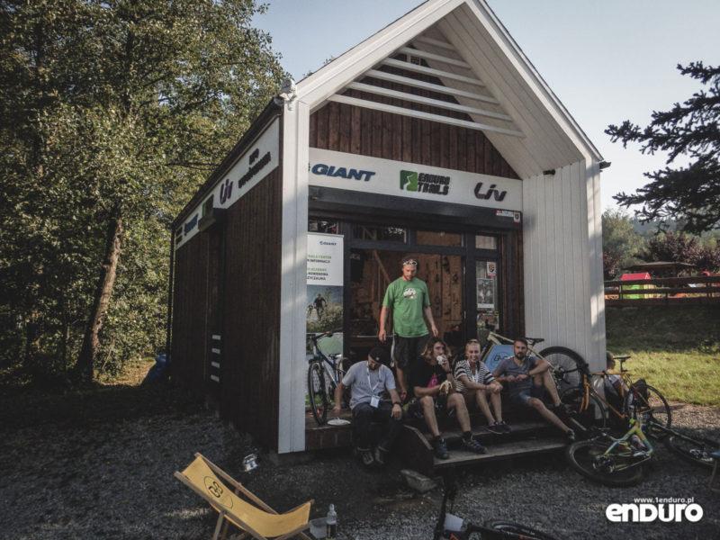 Centrum Testowe Giant Enduro Trails Bielsko-Biała